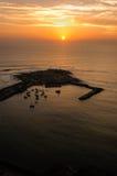 Ακτή Arica, Χιλή Στοκ Εικόνες