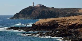 Ακτή Arinaga, θλγραν θλθαναρηα, Κανάρια νησιά Στοκ εικόνα με δικαίωμα ελεύθερης χρήσης