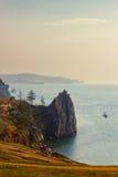 Ακτή Baikal Στοκ φωτογραφία με δικαίωμα ελεύθερης χρήσης