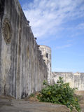 Ακτή Castle, Γκάνα, Δυτική Αφρική ακρωτηρίων Στοκ φωτογραφίες με δικαίωμα ελεύθερης χρήσης