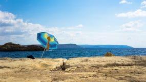 Ακτή Gozo Στοκ εικόνα με δικαίωμα ελεύθερης χρήσης