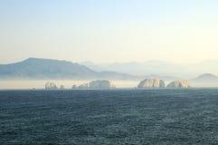 ακτή ixtapa Στοκ φωτογραφία με δικαίωμα ελεύθερης χρήσης