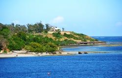 Ακτή Kilifi Στοκ φωτογραφία με δικαίωμα ελεύθερης χρήσης
