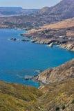 Ακτή Mani, Πελοπόννησος στοκ εικόνες