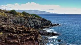 Ακτή Maui Στοκ φωτογραφία με δικαίωμα ελεύθερης χρήσης