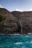 Ακτή NA Pali, Kauai, Χαβάη Στοκ φωτογραφία με δικαίωμα ελεύθερης χρήσης