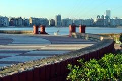 Ακτή Pocitos Στοκ Εικόνα