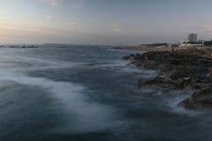 Ακτή Smoth Στοκ φωτογραφία με δικαίωμα ελεύθερης χρήσης