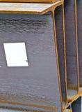 Ακτίνα σχεδιαγράμματος μετάλλων Στοκ φωτογραφία με δικαίωμα ελεύθερης χρήσης