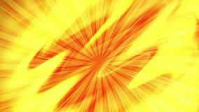 Ακτίνες ήλιων - ζωτικότητα διανυσματική απεικόνιση