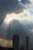 Ακτίνες Θεών Στοκ εικόνες με δικαίωμα ελεύθερης χρήσης