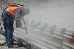 ακτίνες ι αμμόστρωση Στοκ φωτογραφίες με δικαίωμα ελεύθερης χρήσης