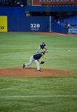 Ακτίνες του Tampa Bay στους Toronto Blue Jays Στοκ Φωτογραφίες