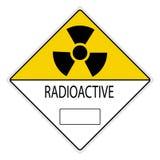 ακτινοβολία διανυσματική απεικόνιση
