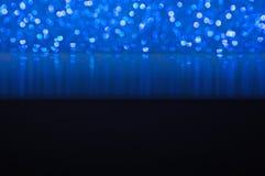 Ακτινοβολώντας λαμπρή επιφάνεια που καλύπτεται με το χρωματισμένο μπροκάρ Στοκ φωτογραφία με δικαίωμα ελεύθερης χρήσης