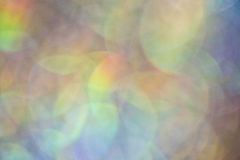 Ακτινοβολήστε υπόβαθρο Bokeh φυσαλίδων Στοκ εικόνα με δικαίωμα ελεύθερης χρήσης
