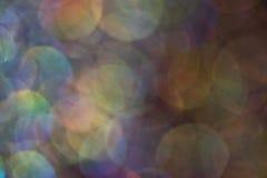 Ακτινοβολήστε υπόβαθρο Bokeh φυσαλίδων Στοκ φωτογραφίες με δικαίωμα ελεύθερης χρήσης