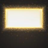 Ακτινοβολώντας υπόβαθρο σκόνης αστεριών Στοκ φωτογραφία με δικαίωμα ελεύθερης χρήσης