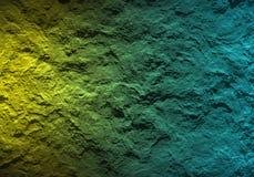 ακτινωτός βράχος διανυσματική απεικόνιση