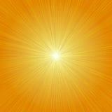 Ακτινωτό ταχύτητας πορτοκάλι 01 υποβάθρου αποτελεσμάτων γραμμών γραφικό Στοκ Εικόνα