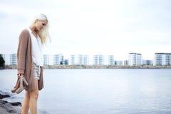 ακτών Στοκ εικόνα με δικαίωμα ελεύθερης χρήσης
