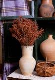 Ακόμα ζωή των εκλεκτής ποιότητας οικιακών αντικειμένων Στοκ εικόνα με δικαίωμα ελεύθερης χρήσης