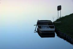 ακόμα ύδωρ Στοκ Φωτογραφίες