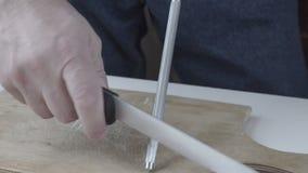 Ακόνισμα μαχαιριών φιλμ μικρού μήκους