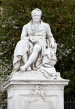 Αλέξανδρος humboldt von Στοκ εικόνες με δικαίωμα ελεύθερης χρήσης