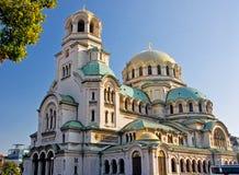 Αλέξανδρος Nevsky Cathedral Στοκ Εικόνες