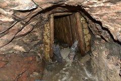 Αλατισμένο ορυχείο σε Altaussee, Αυστρία στοκ εικόνες
