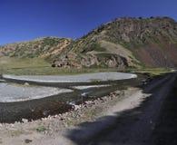 ΑΛΑ Archa στο Κιργιστάν Στοκ φωτογραφίες με δικαίωμα ελεύθερης χρήσης