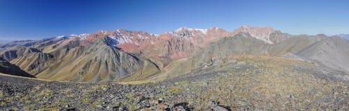 ΑΛΑ Archa στο Κιργιστάν Στοκ Εικόνα