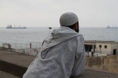 Αλγερινός πολίτης στοκ εικόνες