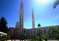 Αλγερινό taj mahal Στοκ φωτογραφία με δικαίωμα ελεύθερης χρήσης