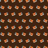 Αλεπού - σχέδιο 08 emoji απεικόνιση αποθεμάτων