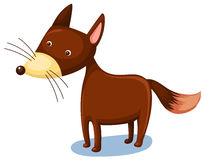 αλεπού διανυσματική απεικόνιση