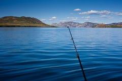 αλιεία έννοιας Στοκ φωτογραφία με δικαίωμα ελεύθερης χρήσης