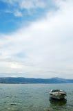 αλιεία βαρκών μικρή στοκ εικόνα