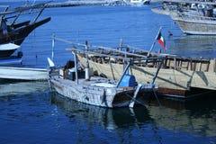 αλιεία βαρκών παλαιά Στοκ Εικόνα