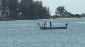 αλιεία βαρκών παραλιών φιλμ μικρού μήκους