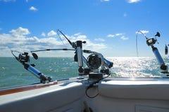 αλιεία βαρκών στοκ εικόνες
