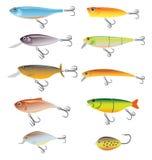 αλιεία δολώματος Στοκ φωτογραφία με δικαίωμα ελεύθερης χρήσης