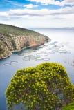 αλιεία Ελλάδα Στοκ εικόνες με δικαίωμα ελεύθερης χρήσης