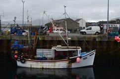 Αλιεία του λιμανιού Stromness, η second-most πυκνοκατοικημένη πόλη στην ηπειρωτική χώρα Orkney, Σκωτία στοκ φωτογραφίες με δικαίωμα ελεύθερης χρήσης