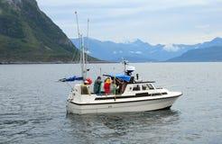 αλιεία Στοκ εικόνες με δικαίωμα ελεύθερης χρήσης