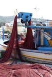 αλιευτική βιομηχανία Στοκ εικόνες με δικαίωμα ελεύθερης χρήσης