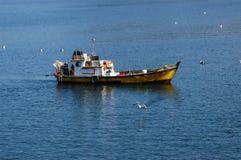 Αλιευτικό σκάφος Στοκ Φωτογραφία