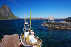 Αλιευτικό σκάφος Στοκ εικόνα με δικαίωμα ελεύθερης χρήσης