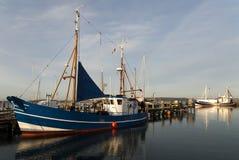 αλιεύοντας αλιευτικό π&l Στοκ Εικόνα